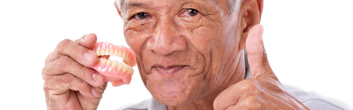 Dentures and Getting Dentures